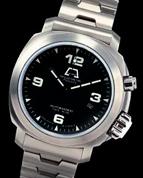 Millemetri Polluce steel bracelet